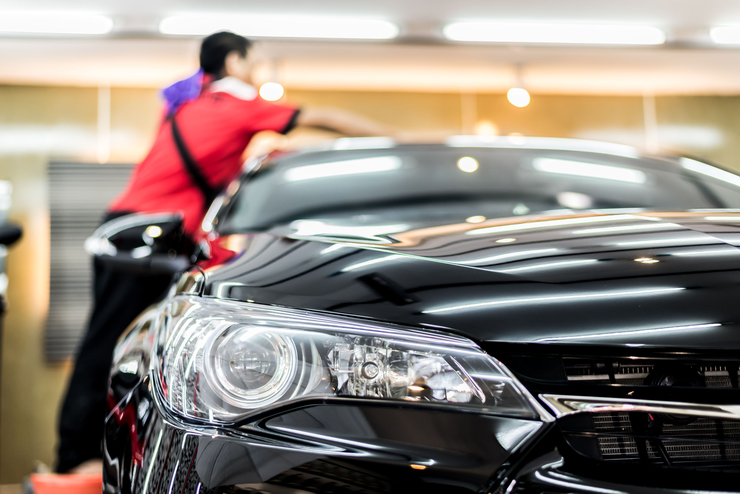 Advantages of Auto Detailing Services