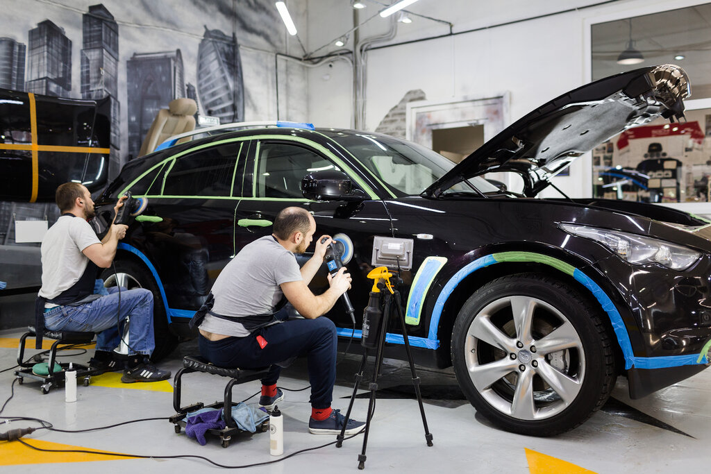 The Benefits Of Using A Mobile Auto Detailing Service